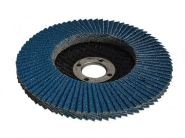 Abrasive Jumbo Flap Disc 100mm Fine